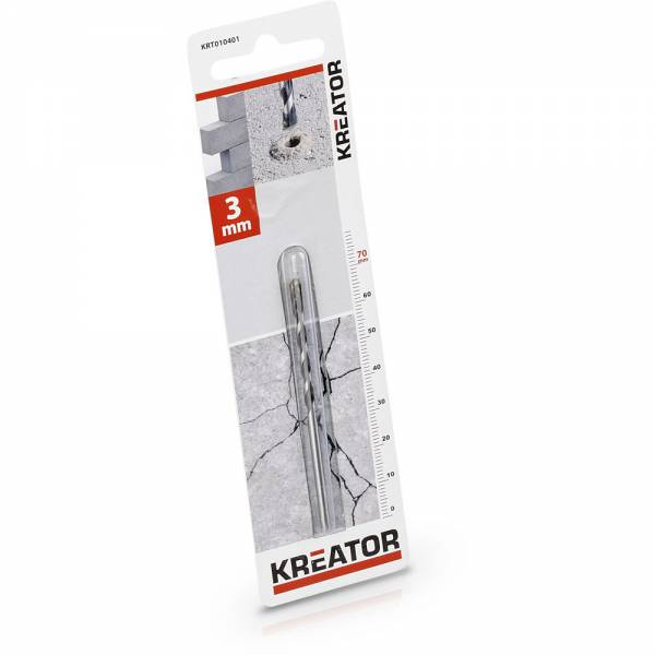 Betoonipuur 3X70mm