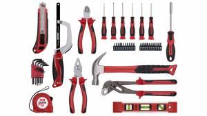 Tööriistakomplekt Kreator 47 osa