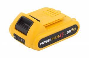 Akukruvikeeraja PowerPlus XB 20V